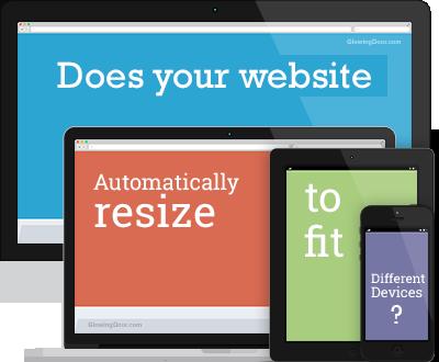 glowingdoor web design