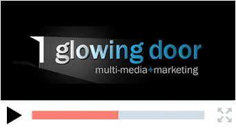 glowingdoor video